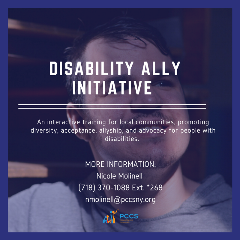 IMAGE DISABILITY ALLY INITIATIVE