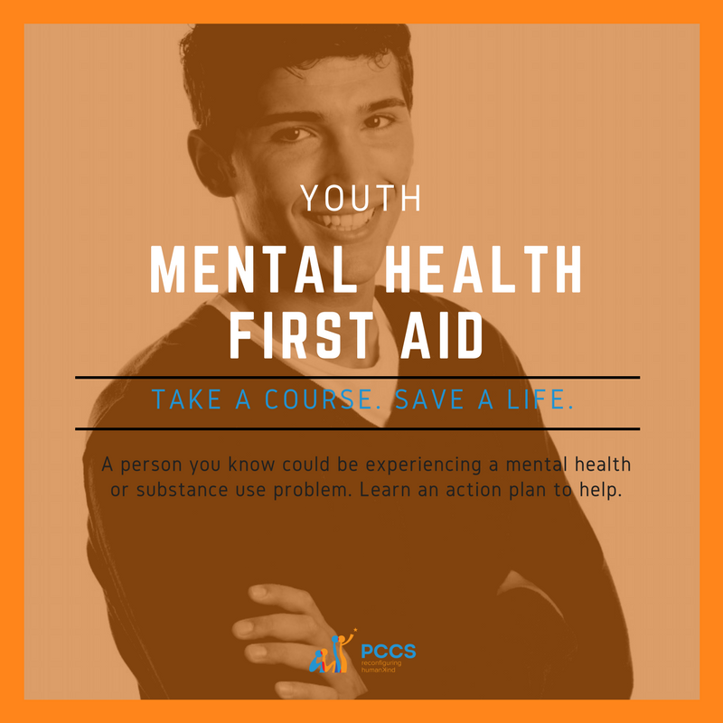 IMAGE YOUTH MENTAL HEALTH FIRST AID®