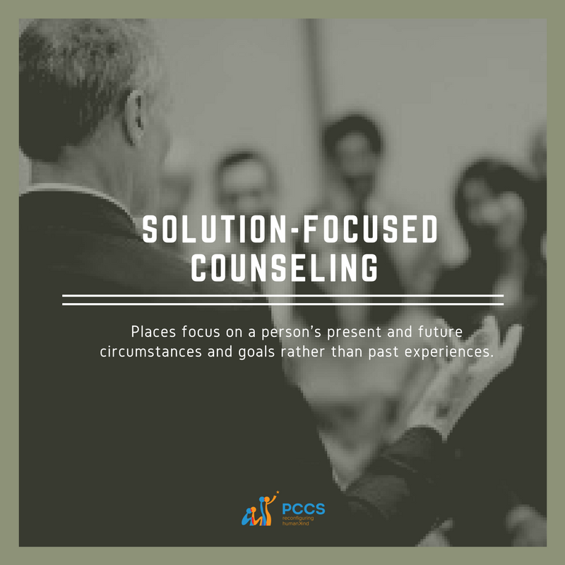 IMAGE SOLUTION-FOCUSED COUNSELING
